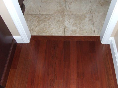 Flooring transitions are the key to a great looking DIY floor installation. This article shows you how to deal with the most common flooring transitions.