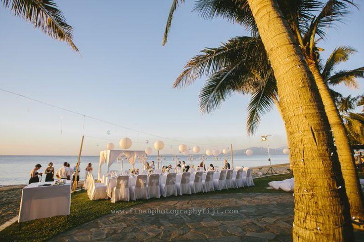 sofitel fiji wedding - setup by grace creations fiji - captured by finau photography