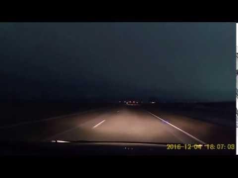 Падение метеорита в Хакасии. Съемка в хорошем качестве