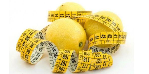 Una settimana e ciao chili di troppo... Con la dieta del limone che ti fa bella dentro e fuori