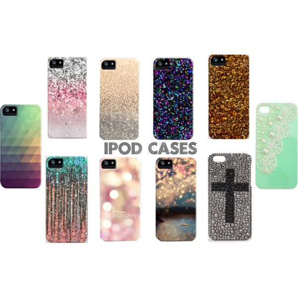 """""""Ipod Cases"""" by rocker120 on Polyvore"""