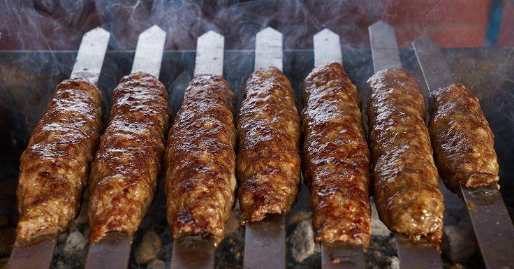 Баранина - очень вкусное мясо! Просто очень. У баранины всего один недостаток - она не бывает мраморной. Вот говядина бывает мраморной - когда сквозь мышцы проходят…