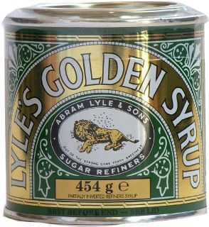 "Golden Syrup - this isn""t mentioned in the show, but you have to have this to make a treacle tart."