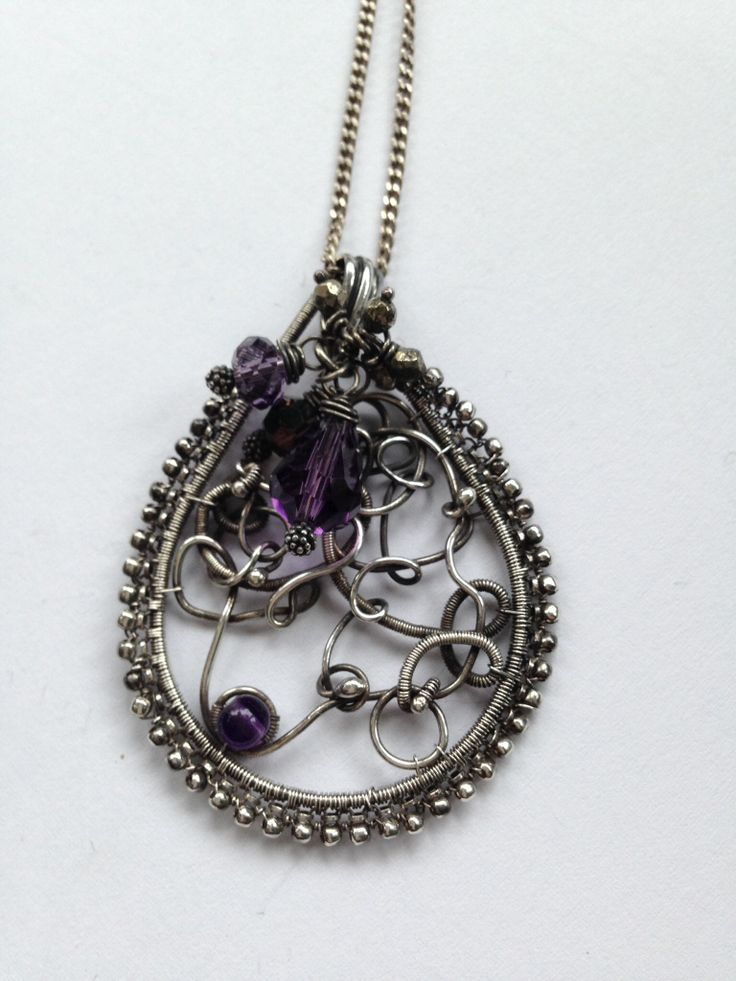8 best Dobrosława Kroll biżuteria wire wrapping images on Pinterest ...