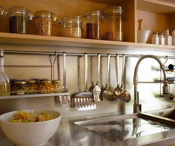 17 mejores imágenes sobre organizacion cocina en pinterest ...