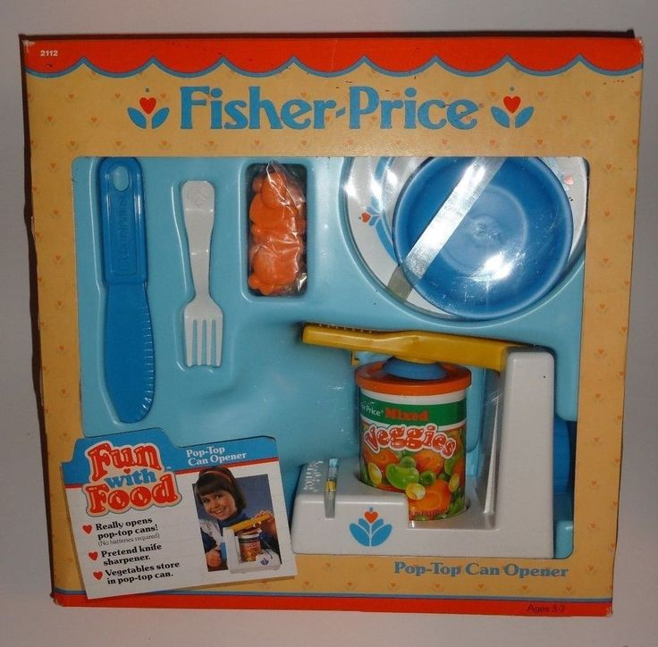 17 best images about vintage fisher price fun with food on - Cuisine bilingue fisher price ...