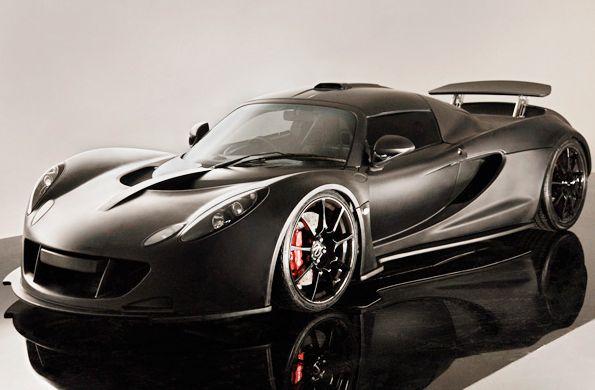 Hennessey Venom GT Watch out it bites!