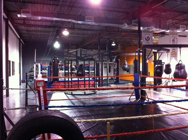 Rival boxing fitness gym in montreal http