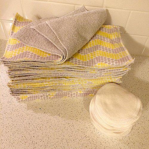reusable paper towels - Lindsay Pindsay
