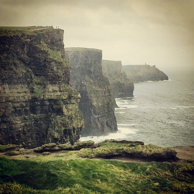 Cliffs of Moher #Ireland