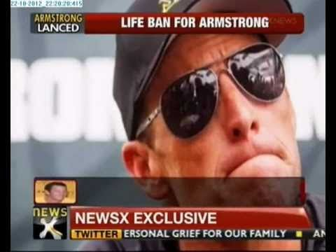 The International Cycling Union (UCI) has banned cyclist Lance Armstrong for life after revelations by the US Anti-Doping agency that Armstrong had been taking drugs while active in the sport. The UCI has also stripped Armstrong off the seven Tour de France titles he had under his belt. UCI President Pat McQuaid announced on Monday that the federation accepted the U.S. Anti-Doping Agency's report on Armstrong and would not appeal to the court of Arbitration for Sport.