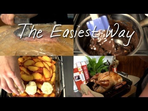 """""""The Easiest Way"""" series on YouTube from CHOW.com"""