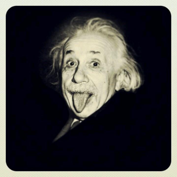 Happy Birthday Mr. Albert Einstein. I'm A HUGE Fan Of Your