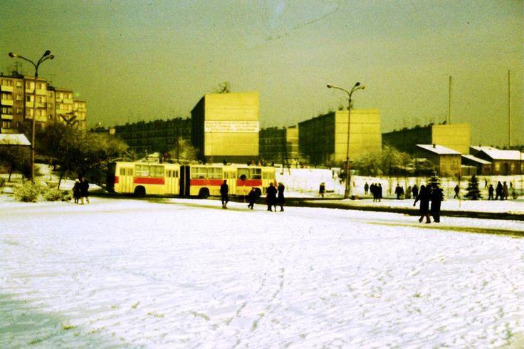 Chrzanów 1979  http://podrozedociekawychmiejsc.pl/chrzanow-w-roku-1979/