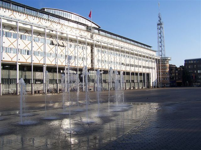 The new City Hall Apeldoorn