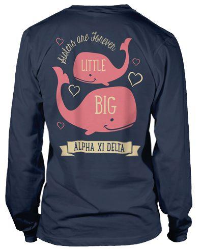 Big Little.  Way too cute!