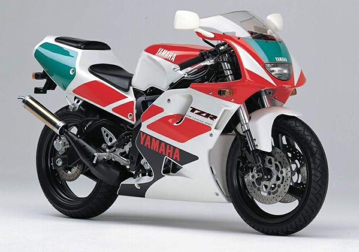 1994 Yamaha TZR 250 VTwin