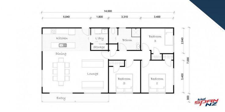 Three Bedroom Unit | KiwiSpanNZ
