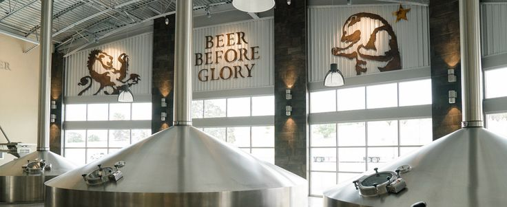 Firestone Walker Brewery Tour