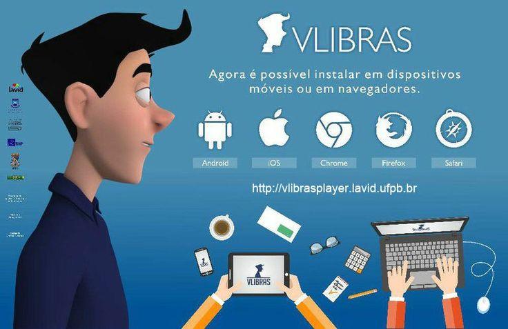 App para deficientes auditivos transforma conteúdo da web em Libras