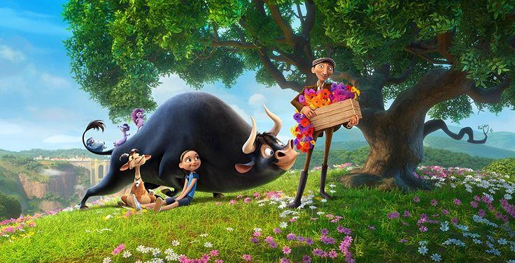 """La película animada de Blue Sky """"Olé: El Viaje de Ferdinand"""" se prepara su fecha de estreno en los cines del Perú es el 04 de Enero del 2018, muy pronto en HD DARMA. NOTA: Si esta vez esta película tendrá su propio doblaje sólo en el Perú para los cines del Perú, solamente pasariá al HD DARMA a la cinta animada de Disney / Pixar """"Ratatouille"""" que se grabarán las voces para Verano del 2018, pero sólo para los DVDs en el Perú, no valido para Blu-Ray."""