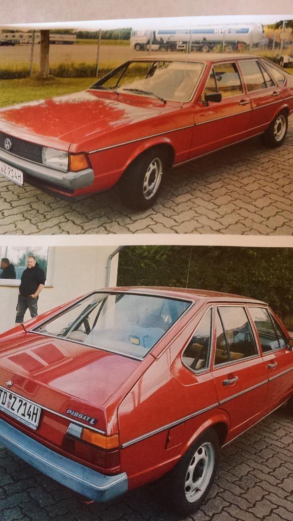 Wir bieten hier unseren Oldtimer zum Kauf an. Gutachten Classic Data Zustand 2. Der Wagen kann...,VW Passat**Oldtimer** in Niedersachsen - Drochtersen