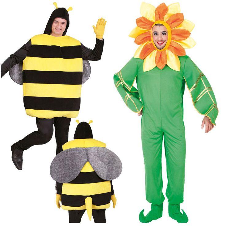 Las 25 mejores ideas sobre disfraces de abejorro en for Disfraces parejas adultos