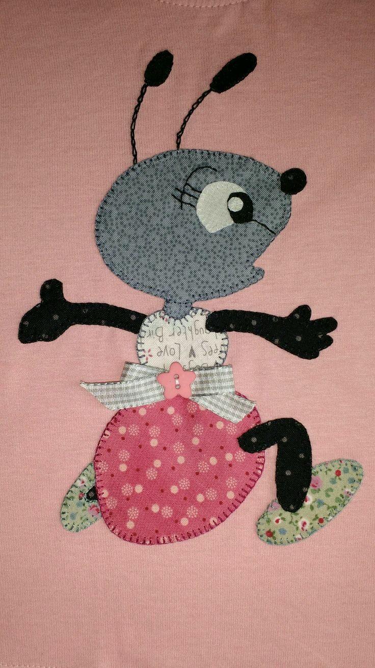 458 besten Applique Quilts Bilder auf Pinterest   Quilt baby ...