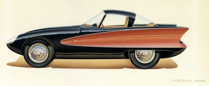 Theodore Wills Pietsch II - Studebaker designer | VINTAGE ... Theodore Pietsch