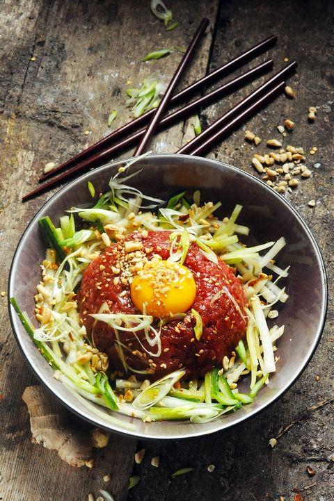 Tartare Coréen