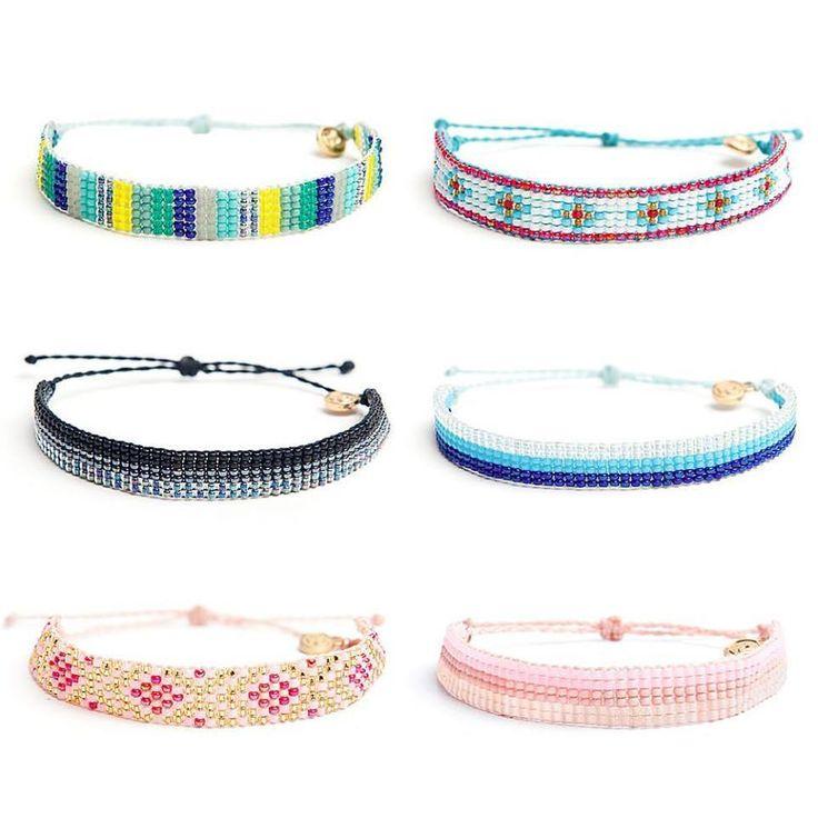 Woven Seed Bead | Pura Vida Bracelets