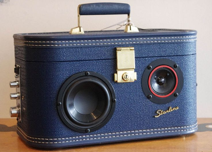17 Best images about SPEAKERS on Pinterest | Vintage luggage ...