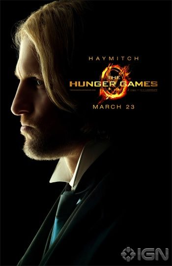 Haymitch.  The Hunger Games.
