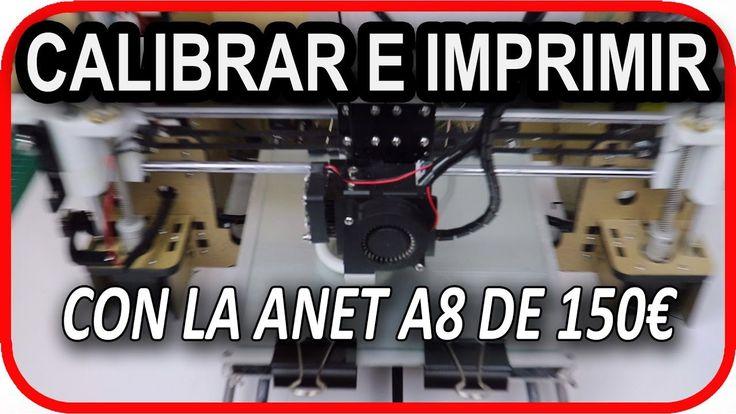 #VR #VRGames #Drone #Gaming ANET A8 ¿Cómo calibrar e imprimir en 3D con la impresora barata A8 Desktop 3D Printer? en Español 3d printer, a8 desktop 3d en español, a8 desktop 3d printer prusa i3, A8 printer, anet a8, anet a8 impresora 3d, bq hephestos2, como imprimir en 3D, Compatible, diy, Drone Videos, impresora 3d arduino, Impresora 3D barata, impresora 3d casera, impresora 3d construccion, Impresora 3D economica, impresora 3d en acción, impresora 3d en español, imp