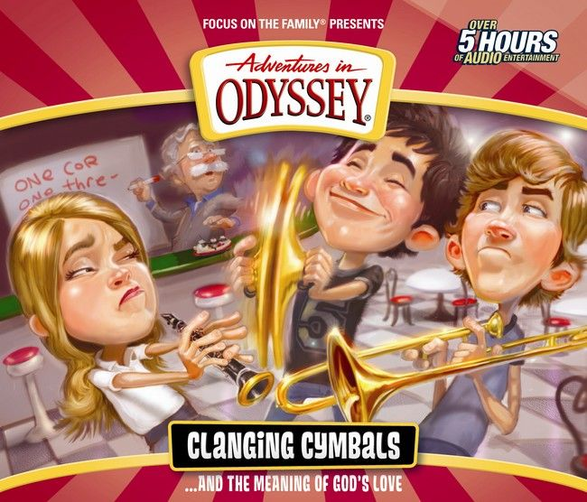 Adventures in Odyssey #54