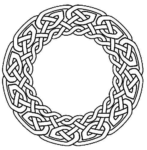Celtic Tatting Patterns