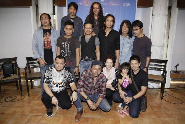 Jelang Konser Amal Dari Gitaris untuk Indonesia