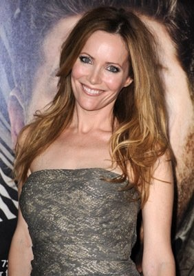 Leslie Mann, she is too funny and I love her in all the Adam Sandler movies.