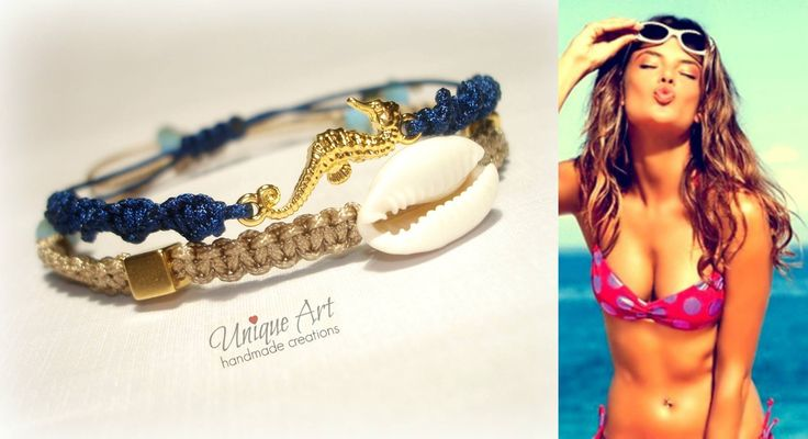 new #summer_bracelets by #UniqueArt!  https://www.facebook.com/UniqueArtDk/photos/a.377545469107931.1073741842.352268808302264/404563693072775/?type=3&theater