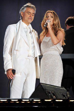 Andrea Bocelli  & Celine Dion