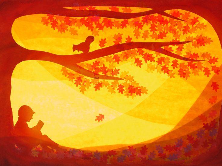 Herbstlese von Art 4 Windows auf DaWanda.com