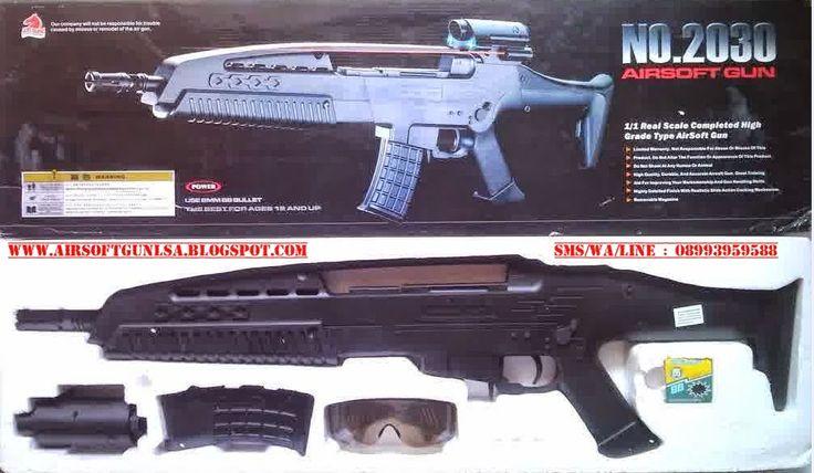 Airsoftgun XM8 RIFLE | Jual Airsoftgan online SMS: WA/ : 08993959588