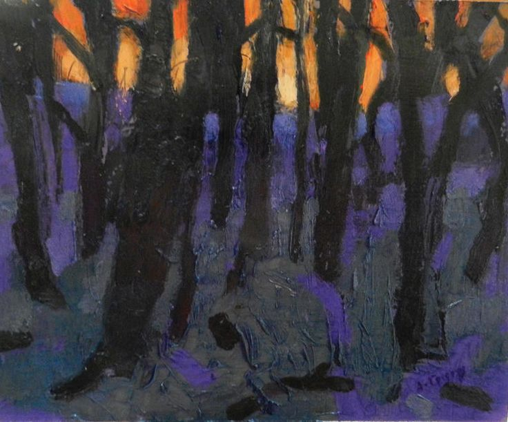 Al Gury - Into The Woods II