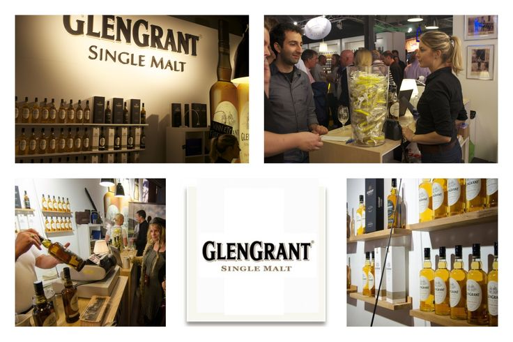 Vi filmade för GlenGrant under mässan Stockholm Beer and Whiskey festival