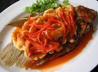 Aneka Kuliner Resep Ikan Kakap Asam Manis Spesial http://www.tipsresepmasakan.net/2016/10/aneka-kuliner-resep-ikan-kakap-asam.html