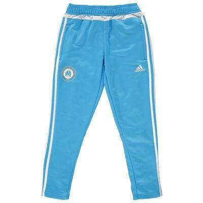 Olympique de Marseille Training Pant - Junior - Om Blue/Core White