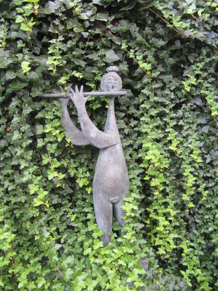Favorite garden sculpture