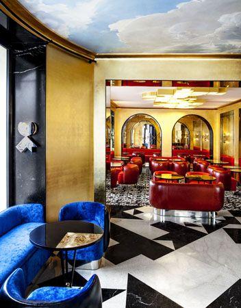 Cafè Francais - India Mahdavi - Paris