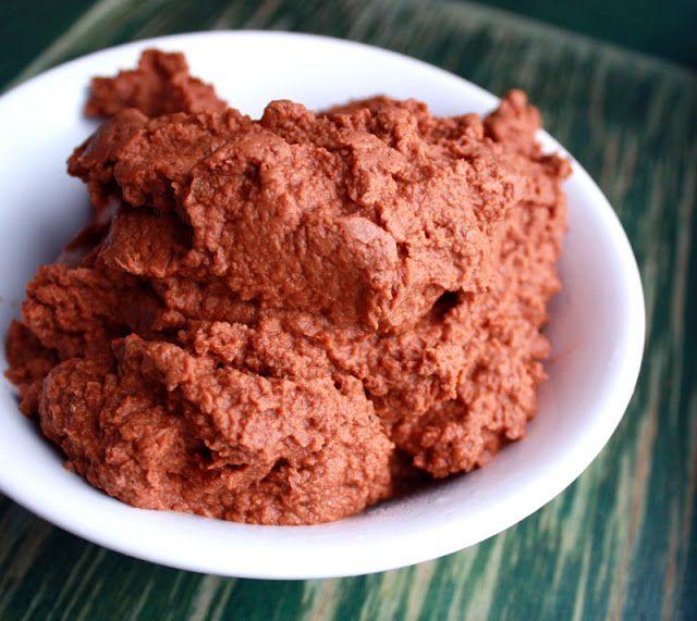 Veganmisjonen: Kikerthummus med soltørket tomat