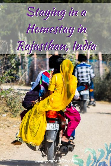 Staying at Chandelao Garh, a homestay in Jodhpur Rajasthan